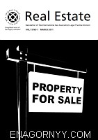 Real Estate Newsletter of the IBA